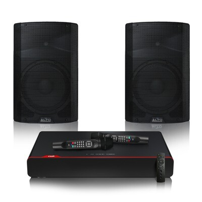 Караоке-комплект OneBox MAX212