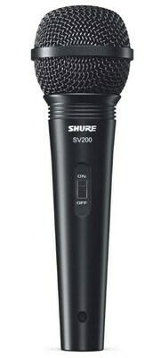 Микрофоны SHURE SV200-A