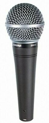 Микрофоны SHURE SM48S