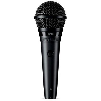 Микрофоны SHURE PGA58-XLR-E