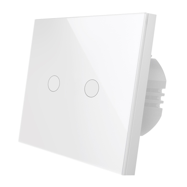 Wi-Fi выключатель двухканальный RE-3317
