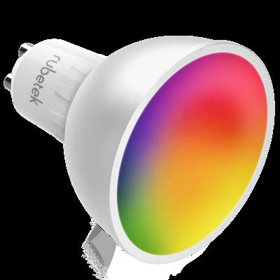 Wi-Fi лампа GU10 RL-3105