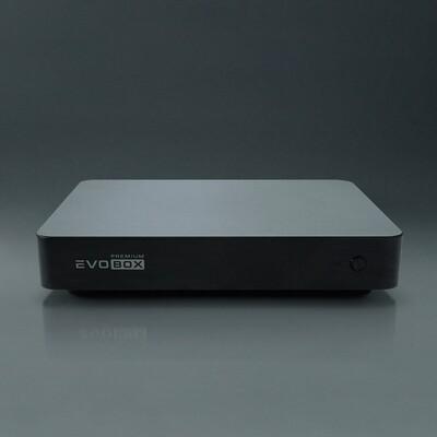 Hi-End караоке-система EVOBOX Premium Black