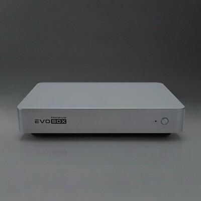 Hi-End караоке-система EVOBOX Premium Graphite
