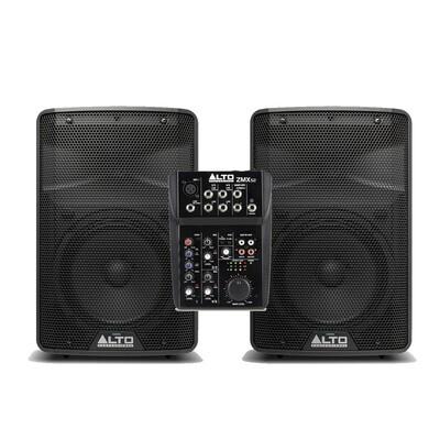 Акустический комплект ALTO TX308+ZMX52