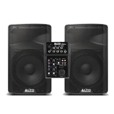 Акустический комплект ALTO TX310+ZMX52