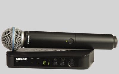 Радиомикрофон SHURE BLX24E/B58 M17