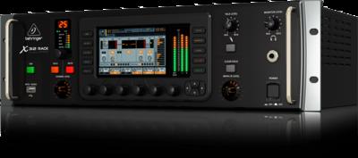 Behringer X32 RACK цифровой микшер, рэковый 32 вх+8 возвратов, дисплей