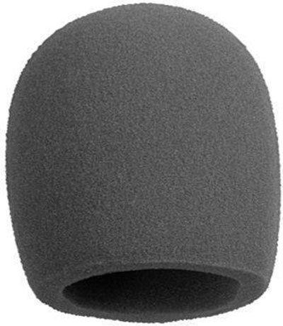 SHURE A58WS-BLK поролоновая ветрозащита для микрофонов SM58, PG58 (черная)
