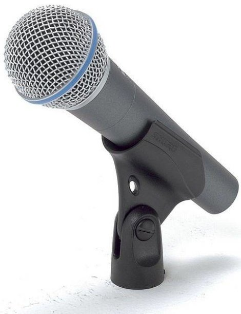 SHURE BETA 58A динамический суперкардиоидный вокальный микрофон