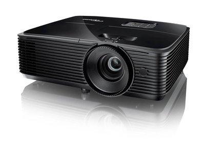 Optoma HD144X Проектор, цвет черный
