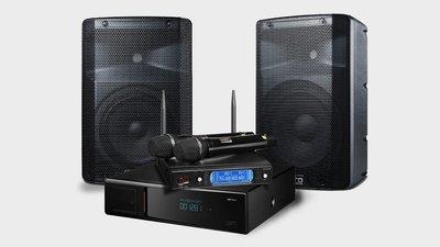 Караоке-комплект Для дома Mini 210+