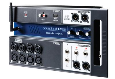 Soundcraft Ui12 Цифровой микшерный пульт