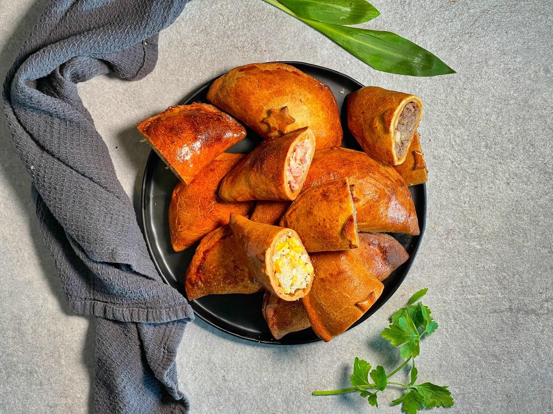 TESTPAKET: 10 Stück Empanadas gemischt