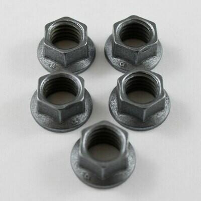 M10 Jet Nuts - Lightweight Steel - 5 Pack
