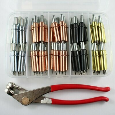 50 Piece Cleco Tool Kit with Pliers