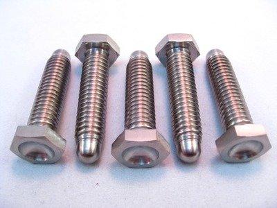 Wheel Stud kit - Hex-Head Titanium (5 bolts)
