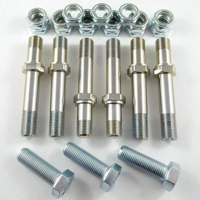 Radius Rod ONS Bolt Kit - Steel