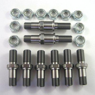 J & J / GF1 / Spike Steel ONS Shock Kit