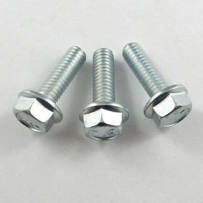 Speedway Mud Cover Bolts - 3 Pack