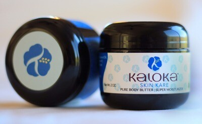(Click to Buy) Kaloka Pure Body Butter (2 oz)