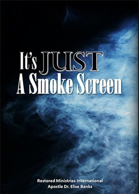 It's Just a Smoke Screen Companion Book and Prayer CD