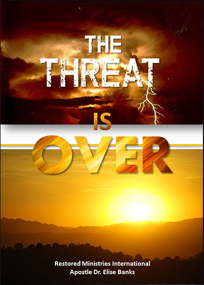 The Threat is Over Companion Book and Prayer CD