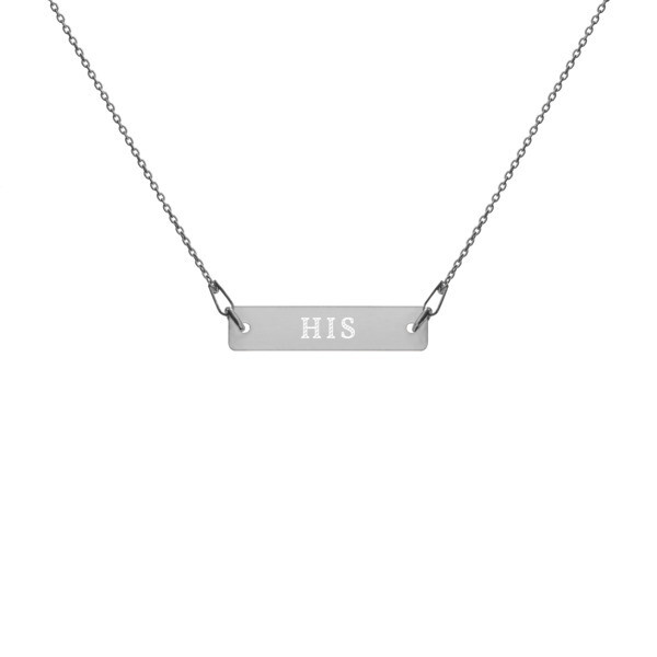 """""""HIS"""" Necklace"""