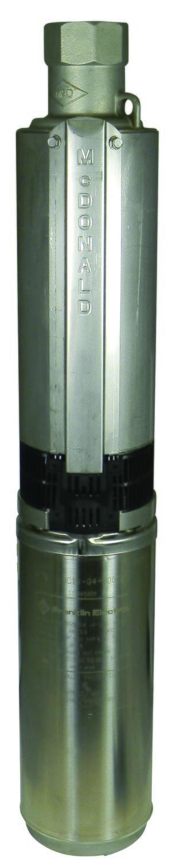 1/2     HP Pump-A.Y. 230v -10 GPM