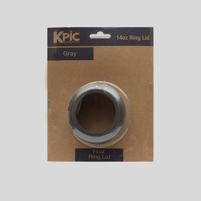 KPIC 14 oz. Can Ring Lid
