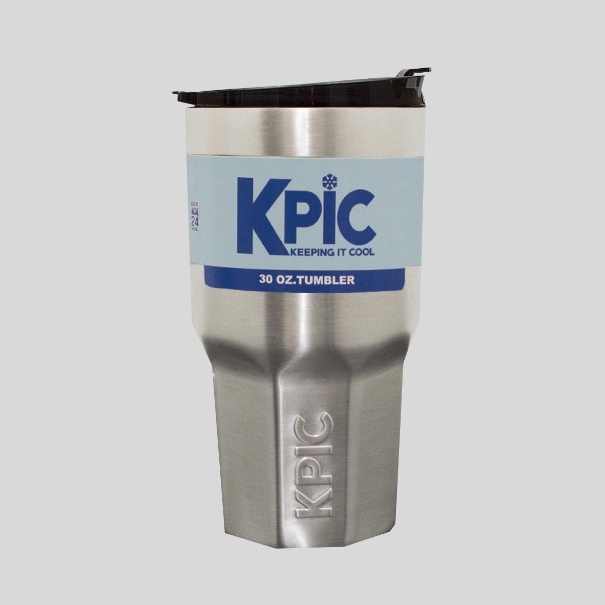 KPIC 30 oz. Tumbler