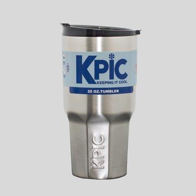 KPIC 20 oz. Tumbler *Case of 48