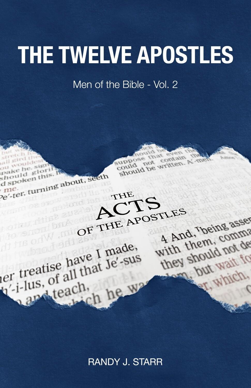 Men of the Bible, volume 2 - The 12 Apostles