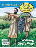 Bible Truths Grade K4 Teacher's Guide with Teaching Cards 2nd Edition