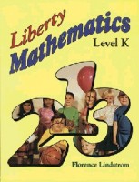 Liberty Mathematics Level K Teacher Book