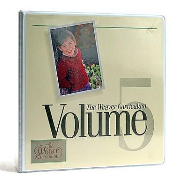 Weaver Volume 5 (Kindergarten - 6th Grade)