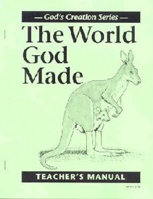 World God Made Grd K Teacher