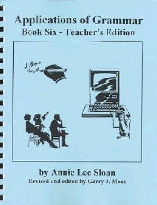 Applications Of Grammar Book 6 Answer Key