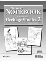 Heritage Studies 2 Student Notebook 2nd Edition
