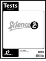 Science Grade 2 Testpack 3rd Edition