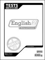 English Tests Answer Key Grd 2 2nd Edition