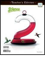 Science Grade 2 Teacher's Edition and CD 3rd Edition