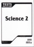 Science Tests Grd 2 2nd Edition