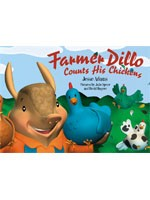 Farmer Dillo Counts His Chickens (Pre-K)