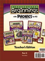 Beginnings Kit Grade K5 3rd Edition