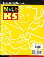 Math Teacher Set Grd K5 (teacher Book and Cd) 3rd Edition