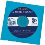 Class Lesson Planner On Cdrom