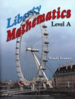 Liberty Mathematics Level A Grd 1 Student Book