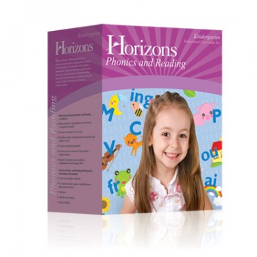 Horizons K Phonics and Reading Set