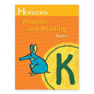 Horizons K Phonics and Reading Bk 2 Student